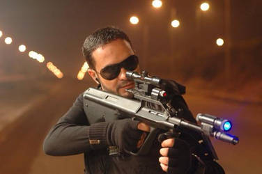 Me ___ With _ Kalashnikov _3 by magicianol