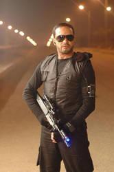Me ___ With _ Kalashnikov _4 by magicianol