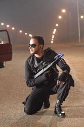 Me ___ With _ Kalashnikov _5 by magicianol