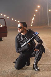 Me ___ With _ Kalashnikov _6 by magicianol