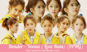 [PNG PACK ] Yoona#2 render - Girls Generation by JulieMin