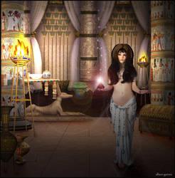 Ancient Magic by ksagag