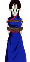 Chi Chi Tied Up and Gagged by songokussjsannin8000