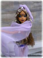 Bollywood Harem- pin up doll by tomboyishgirl