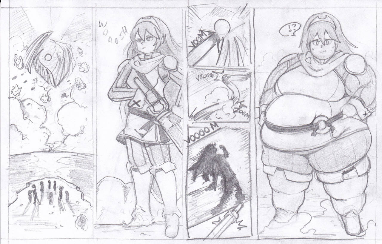 Deviantart Giantess Weight Gain: Weight Gain Favourites By Dorkus1990 On DeviantArt