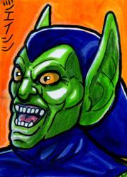 Green Goblin! by RazeComix