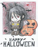 Halloween 2015 by Iskeanime16