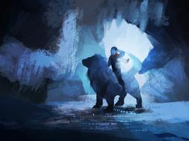 Caving: Icy Start by Kieath