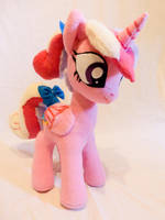 Princess Cadence Filly - Plush by mmmgaleryjka