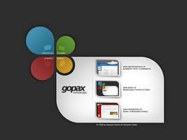 Gopax Webdesign by grueter89