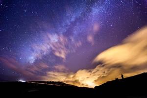 Beneath The Milky Way by DallasNagata