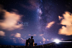 Milky Way Love by DallasNagata