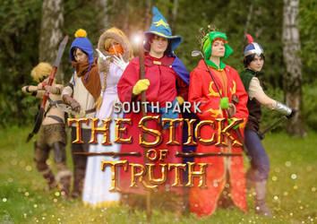 SP - Stick of Truth ~ by OniksiyaSofinikum