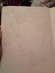 Sketches by MrAvocadoNinja