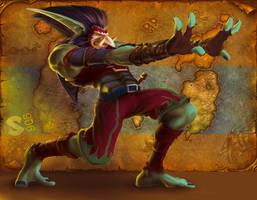 Warcraft - Soponcio by Sake906