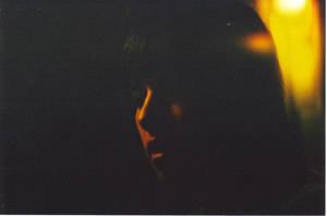 yellow light by lenakudrei