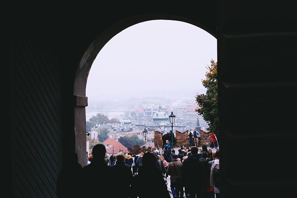 Prague by lenakudrei