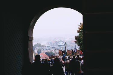 Prague by lenakudrei