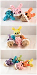 Bunny Cream by pocket-sushi