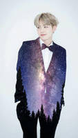 GALAXY SUGA by INRArtZ