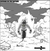 Dragon Ball by longai