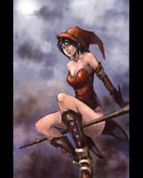 Witch...? by longai