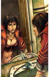 assassin girl 2 by longai