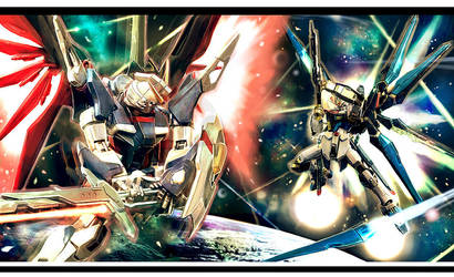 Destiny vs Freedom by longai