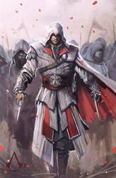 Assassin's Creed Brotherhood by longai