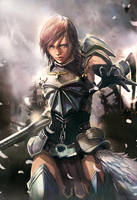 Lightning (XIII-2 version) by longai