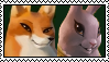 Armello: ScarletxAmber Stamp by Lots-of-Stamps