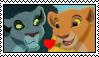 TLK: KiaraxVitani Stamp by Lots-of-Stamps