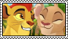 TLG: KionxTiifu Stamp by Lots-of-Stamps