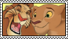 TLK: SarafinaxLeo Stamp by Lots-of-Stamps