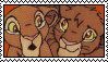 TLK: KulaxChumvi Stamp by Lots-of-Stamps