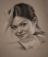 portrait by krzysztof20d