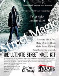 Advertising Work - Street Magic by madnoyz