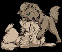 .: Pups Color-ins by Solmiu