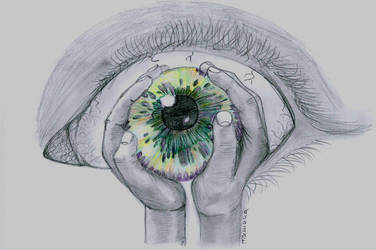 the eye [2] by Rrimuna