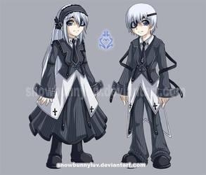 Original 13-Eclair + Vedriet 2 by snowbunnyluv