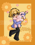 Ouran Host Club- Honey by snowbunnyluv