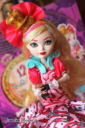 Apple White Pais Das Maravilhas Ever After High by theredprincess