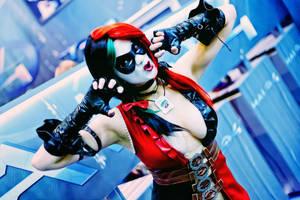 Rrrawr-Harley by YokoOmi