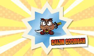 Paper Gaijin Goombah by NeroAngelus