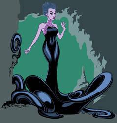 Ursula by EliseuGouveia
