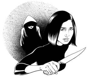 Shideh and Dorsa by EliseuGouveia