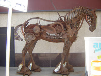 Metal Horse by InToXiCaTeD--StOcK