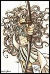 Artemis - Diana or Phoebe by CelticBotan