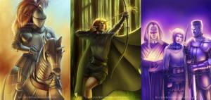 Fantasy Set by CelticBotan
