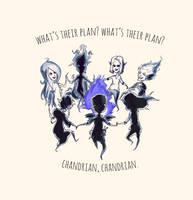 What's their plan? by Kurogane-sensei